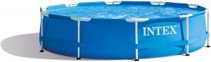 Intex Metal Frame Piscine démontable Sans épurateur 305 x 76 cm