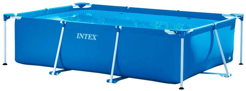 INTEX Piscine Metal Frame Junior rectangulaire 2,20 x 1,50 x 0,60 m